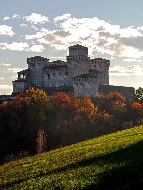Guidat turistica ai castelli