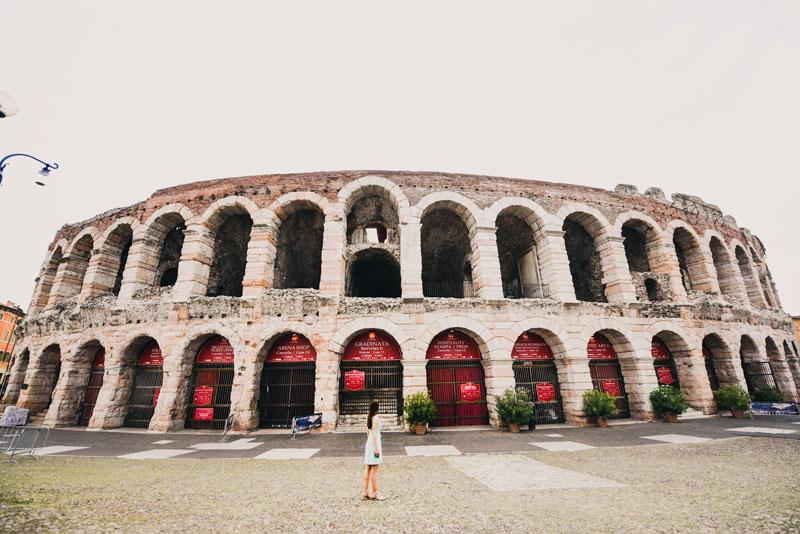 Верона в римскую эпоху