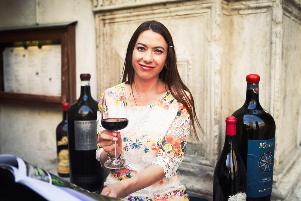 Вино Амароне — одно из самых изысканных красных вин в Италии