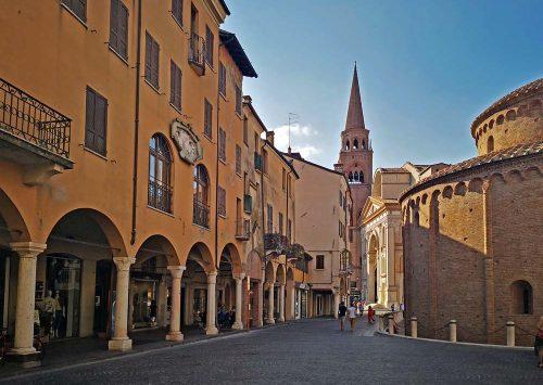la Rotonda di San Lorenzo, Mantova