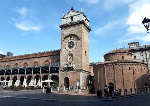 Piazza Erbe - Mantova